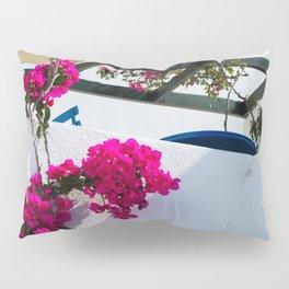 Flower house Pillow Sham