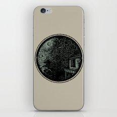 Miniature Circle Landscape 1: Morning Vision iPhone & iPod Skin