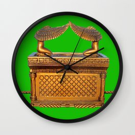 Ark of the Covenant Wall Clock