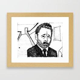 Guilt of Conscience Framed Art Print