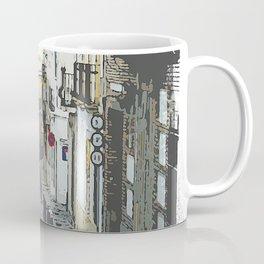 Old Street Corridor Coffee Mug