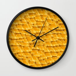 Goldie XI Wall Clock