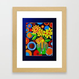 Untitled 61 by Anthony Davais Framed Art Print