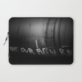 not our future Laptop Sleeve