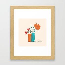 Is it Spring yet? Framed Art Print