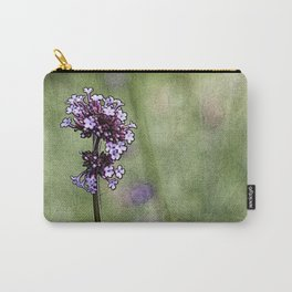 Sprig of Purple Carry-All Pouch