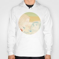 eternal sunshine Hoodies featuring Eternal Sunshine of the Spotless Mind by Itxaso Beistegui Illustrations