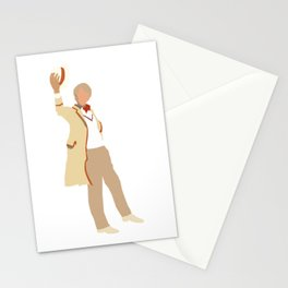 Fifth Doctor: Peter Davison Stationery Cards
