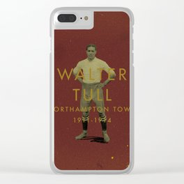 Northampton - Tull Clear iPhone Case