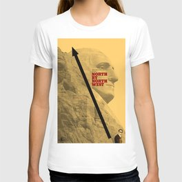 Hitchcock: North by Northwest T-shirt