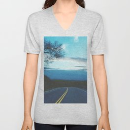 Cruisin' Unisex V-Neck