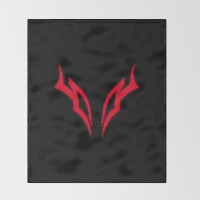 The Berserker Throw Blanket