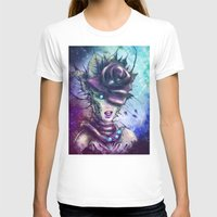venus T-shirts featuring Venus by Vincent Vernacatola
