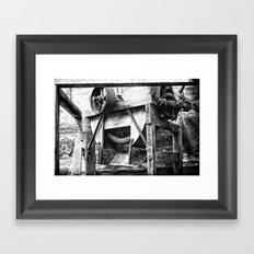 Machined Dream 06 Framed Art Print