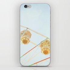 Ferris Wheel II iPhone & iPod Skin