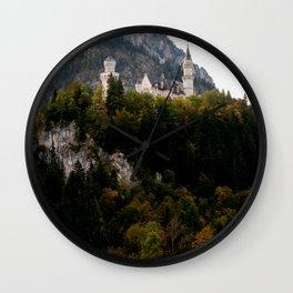 Magic place Wall Clock