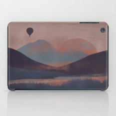 Adrift in the Mountains... iPad Case