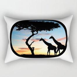 SABANA AFRICANA Rectangular Pillow