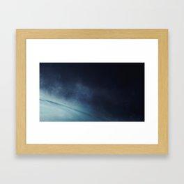 Winter Chill Framed Art Print