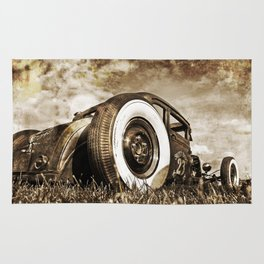 The Pixeleye - Special Edition Hot Rod Series II Rug