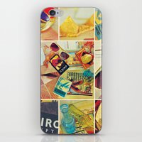 egypt iPhone & iPod Skins featuring Egypt  by Vic[tori]a Little