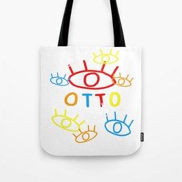 Otto Eyes  Tote Bag