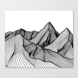 High Noon Canvas Print