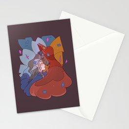 VA Nose Nuzzle Stationery Cards
