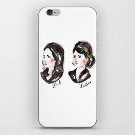 My Favorite Murder ssdgm LOOK-LISTEN iPhone Skin