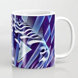 2343s-JPC_5581 Blue Nude Feminine Centered Power Focus Connected Energy Coffee Mug