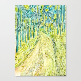 Forest 23 Canvas Print