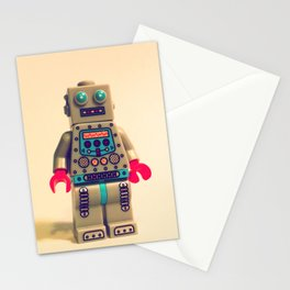 Robot 2000 Stationery Cards