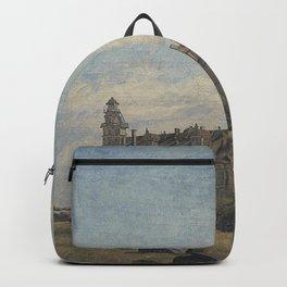 Constantin Hansen - Kronborg Castle Backpack