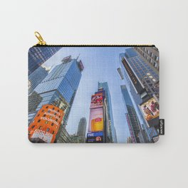 New York, Times Square Carry-All Pouch