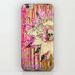 I Am The Petal You Forgot To Pick And I Love You Not iPhone Skin