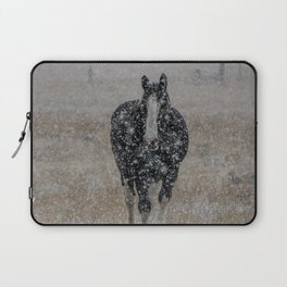 Powder Coated Clydesdale Laptop Sleeve