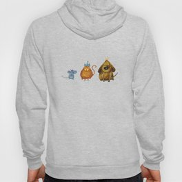 We Three Kings Hoody