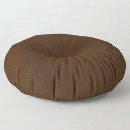 Better Place ~ Brunette Coordinating Solid Floor Pillow