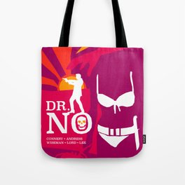 James Bond Golden Era Series :: Dr. No Tote Bag