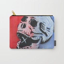 Gunga Skull 02 Carry-All Pouch