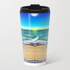 Ebb and Flow Metal Travel Mug