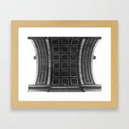 Paris Arc(hitecture) Framed Art Print