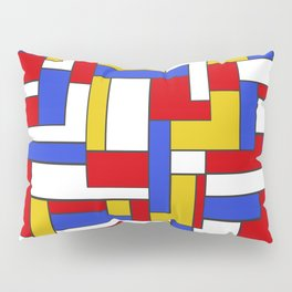 Inspired by a Bus Pillow Sham