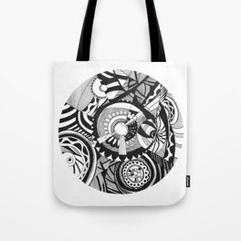 Lost in your Eyes Tote Bag