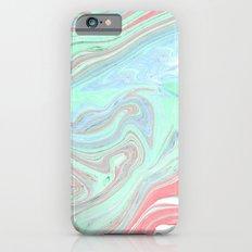 Marble iPhone 6s Slim Case
