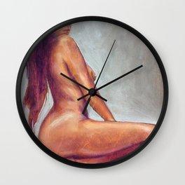 Ms.Wickedmind Wall Clock