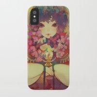ladybug iPhone & iPod Cases featuring ladybug by kiDChan