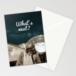 What's next? Stationery Cards