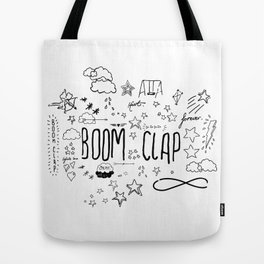 BOOM CLAP Tote Bag