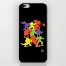 Bosses iPhone & iPod Skin